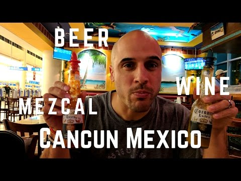 Cancun Mexico Travel Vlog Part 1
