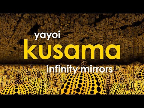"Experience the Infinite in ""Yayoi Kusama: Infinity Mirrors"""