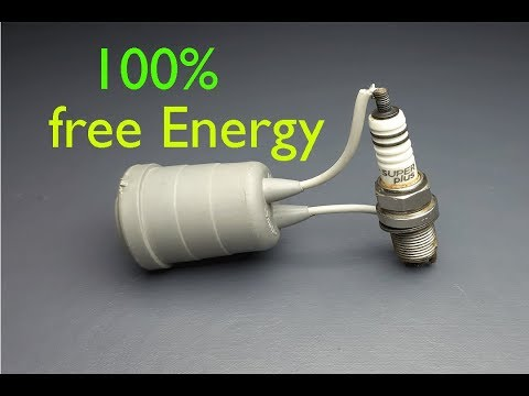 free energy generator new idea free electricity 2019
