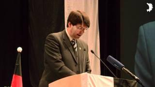 »Ostpreußen lebt« - Rede des LO-Sprechers Stephan Grigat, Deutschlandtreffen der Ostpreußen 2011