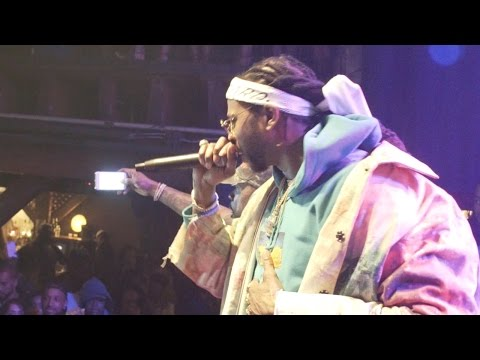 2 Chainz Watch Out NBA All Star Weekend Live Performance