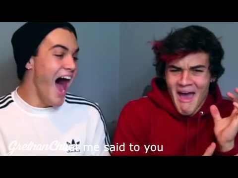 Karaoke With The Dolan Twins