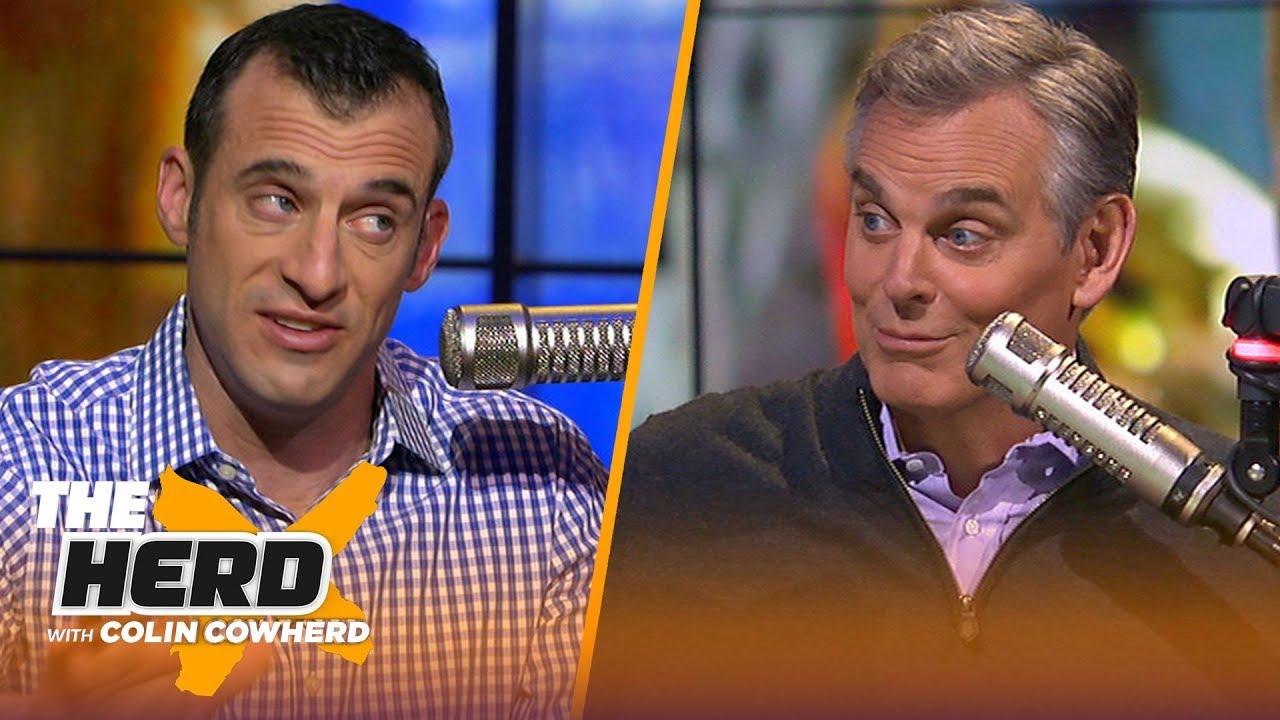 Doug Gottlieb reacts to Duke's win over UCF, talks Kobe vs LeBron & Kyrie-Celtics turmoil | THE HERD
