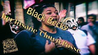 The Israelites: Black Becky & her Insane, Clown Posse