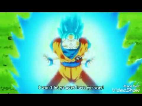 Dragon ball super amv Omfg-Hello