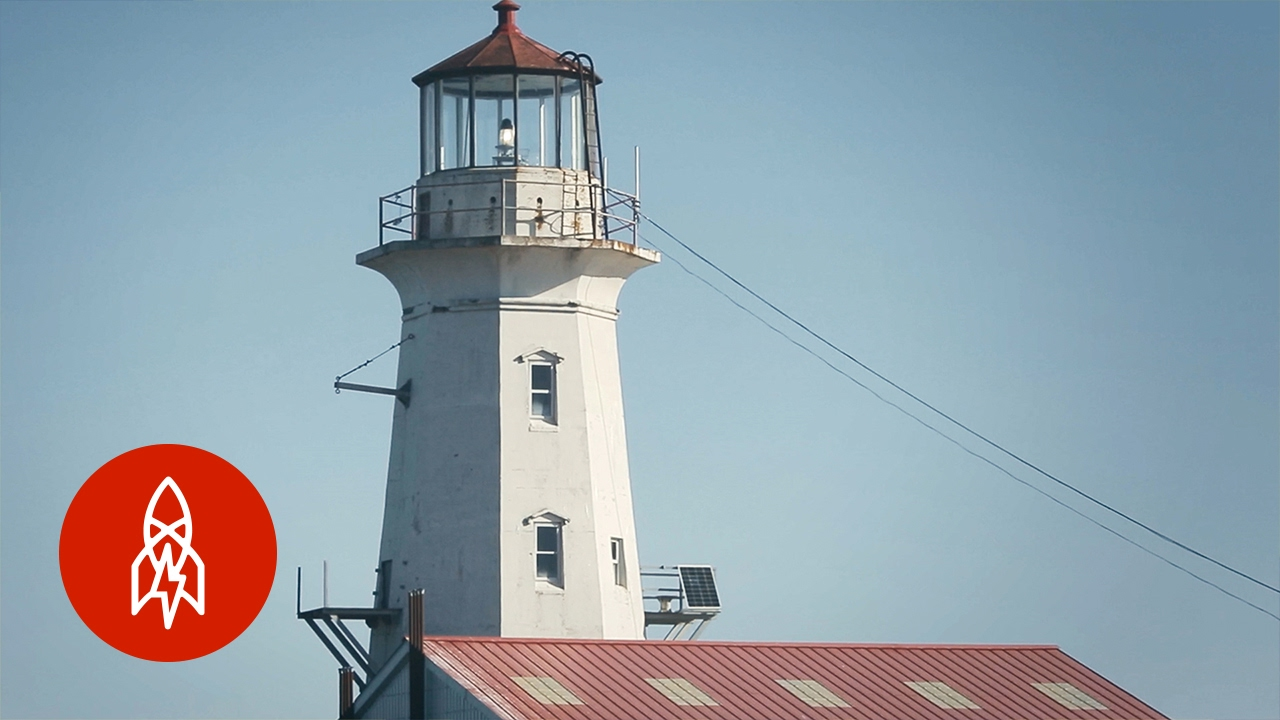 Island of One: The Keeper of The Lighthouse