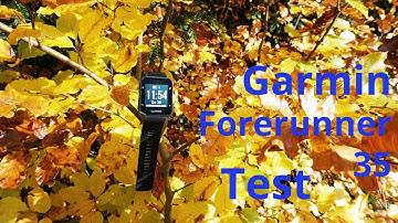 Garmin Forerunner 35 | Test (Deutsch/German)