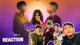 BLACKBI Soi Banh Xác MV Simple Love | BLACKBI Reaction Simple Love - OBITO x SEACHAINS
