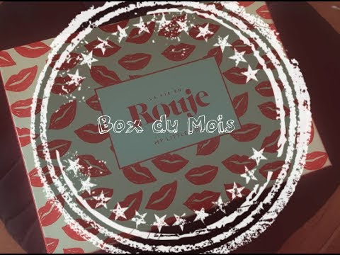 My Little Rouje Box: LA BLAGUE?