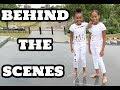 Behind The Scenes || 100 %AfroDance Vol.4 || Petit Afro