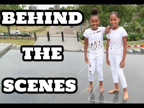 Behind The Scenes    100 %AfroDance Vol.4    Petit Afro