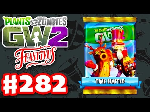 ALL FEASTIVUS CUSTOMIZATIONS! - Plants vs. Zombies: Garden Warfare 2 - Gameplay Part 282 (PC)