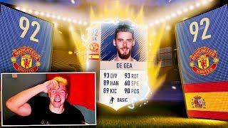 INCREDIBLE PACK!! ICON IN A PACK!! FIFA 18 Ultimate Team