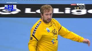Дмитрий Потоцкий Барселона - Алькобендас