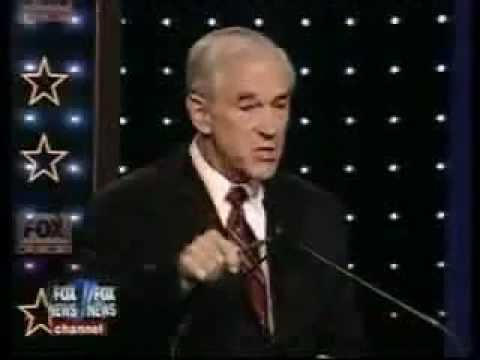 anonymous 2012 Ron paul  banned video