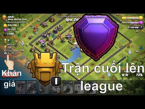 NMT   Clash Of Clans   Nkokmt Bung Lụa Lên Giải đấu Huyền Thoại