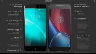 VERSUS -  Smartphones, saiba como escolher um equipe otimo.