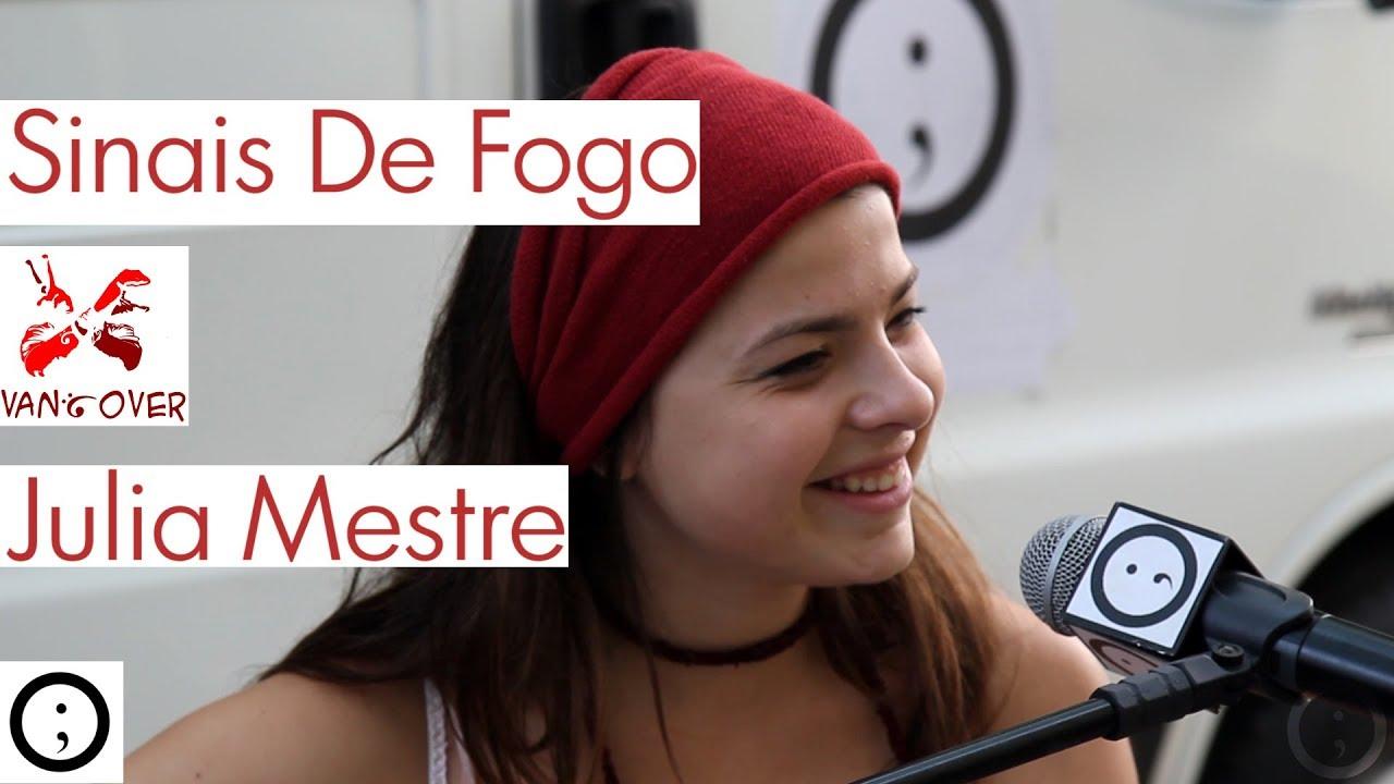 2ddee322a58cc VanCover   JULIA MESTRE - Sinais De Fogo (Preta Gil Ana Carolina ...
