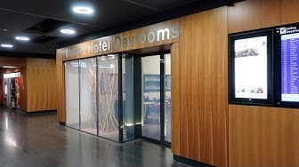 My first ever hotel review: The Zurich Airport Transit Dayrooms