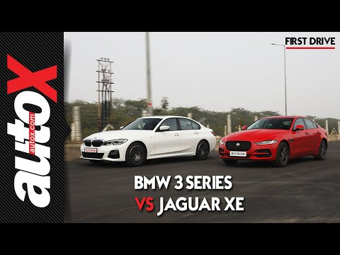BMW 3 Series VS Jaguar XE | Comparison | autoX