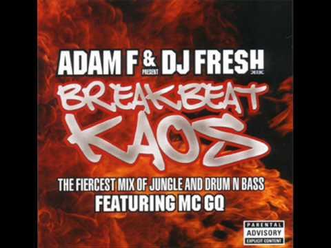Adam F and DJ Fresh presents Breakbeat Kaos (clip)