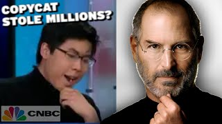 Steve Jobs Wannabe Fools CNBC and WSJ with a Ponzi Scheme!