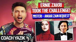 Download YAZIK reacts to MISTERI - Ernie Zakri