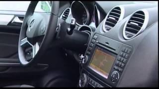 Наши тесты - Обновленный Mercedes-Benz M-class