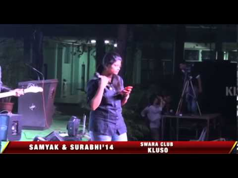 Samyak & Surabhi'14 (Day1) Swara club KLUSO