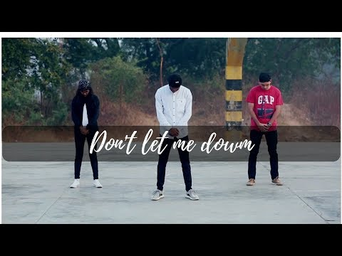 Don't let me down Dance Choreography | Punit Choreography