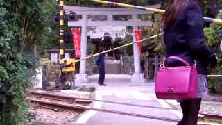 One of the filming locations for the very popular Japanese drama, ...