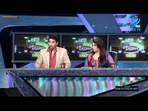 Dance India Dance Lil Masters 720p HD 30th June 2012 Video Watch Online Full Episode Pt1
