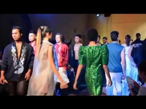 Urban fashion designs inspired by Philippine culture shown in NYC