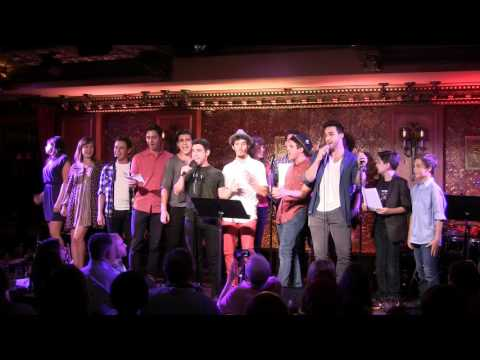"Tommy Bracco & Company - ""Brooklyn's Here"" (Newsies, Alan Menken & Jack Feldman)"