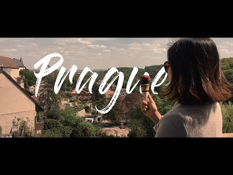 Cinematic Prague, Czech Republic Travel Video (Paul Kim - Wanna Love You) | J+C | Travel Therapy