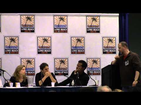Young Justice Voice Actor's Panel @ Long Beach ComicCon Pt.1