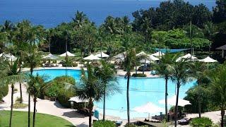 Shangri La's Mactan Resort and Spa. Отдых на Филиппинах(Онлайн путешествие по Филиппинам. Shangri-La's Mactan Island Resort – роскошный отельный комплекс, построенный в зеленом..., 2015-05-22T12:41:50.000Z)