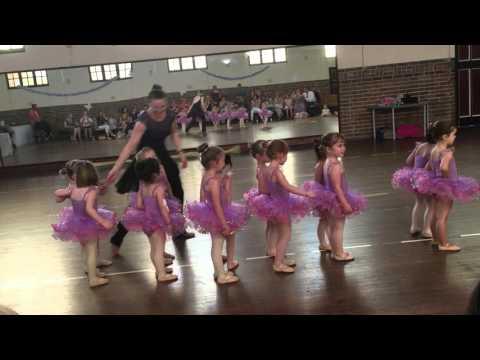 Natalie's Ballet Concert - Dec 2015