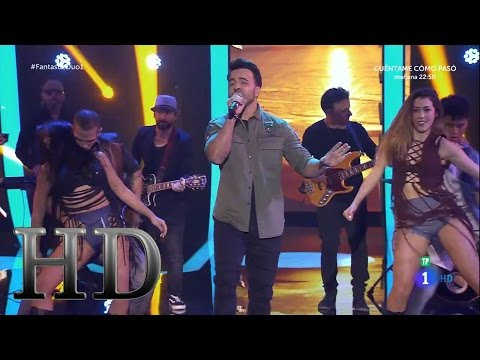 Luis Fonsi ~ Despacito (Fantastic Duo) (Live) 2017 HD