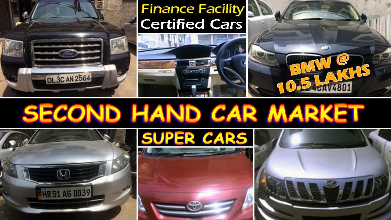 Second Hand Cars | Used Cars For Sale | BMW, ENDEAVOUR, ACCORD, CIVIC, XUV  (Certified, Loan, Cheap)