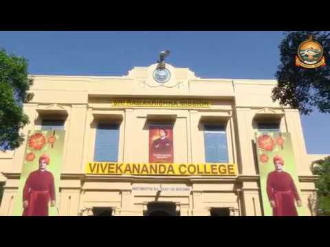 NAAC Peer Teams Visit to Ramakrishna Mission Vivekananda College