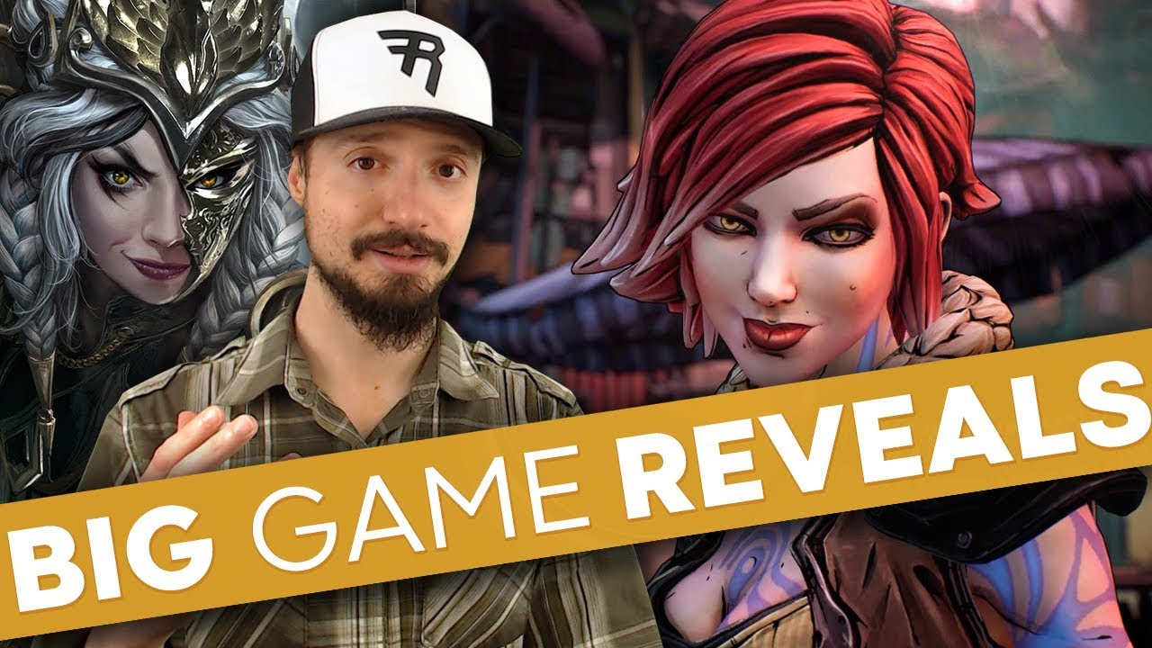 Great reveals at PAX East; big aRPG updates; Diablo 2 remaster cinematic sample & more...