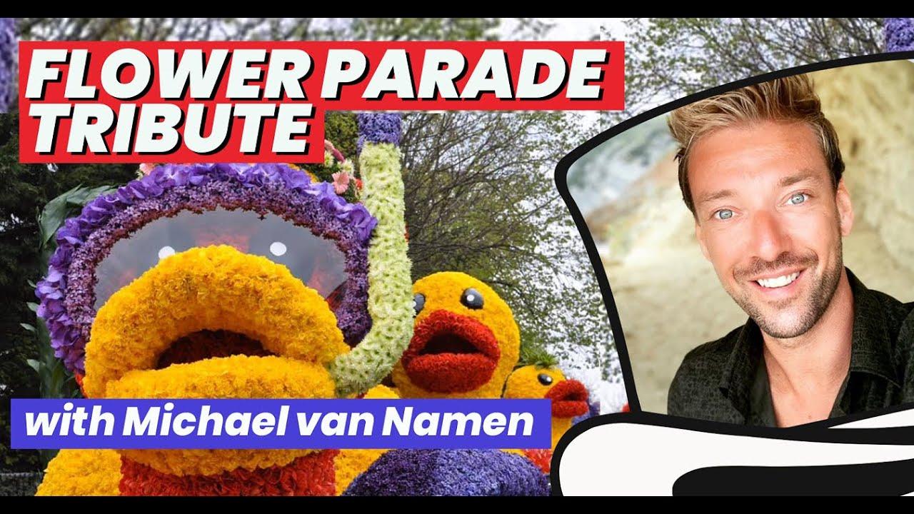 Flower Parade Tribute with Michael van Namen | Netherlands 2021