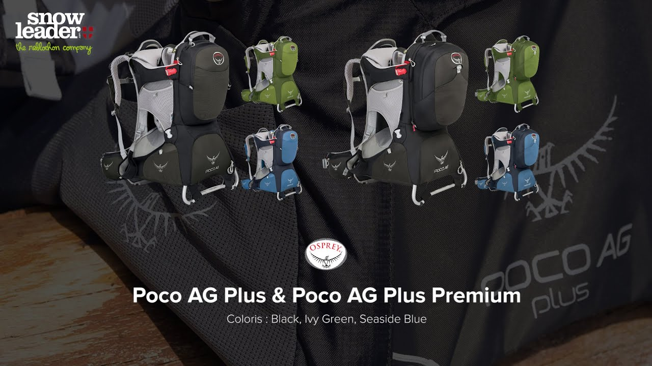 Image result for osprey poco plus ag