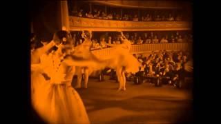 Monte Cristo 1929 Escena de la ópera