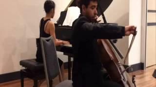 duo tong-guignard rehearses rachmaninov