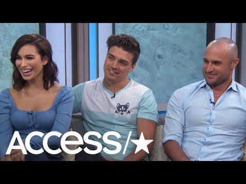 'The Bachelor Winter Games': Ashley I., Dean & Jordan Dish On Love Triangles & Drama!  Access