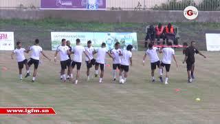 LDC CAF : les coulisses du match Génération Foot-Zamalek (2-1)