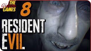 RESIDENT EVIL 7 VII ➤ Прохождение #8 ➤ ВЕЧЕРИНКА НАЧИНАЕТСЯ