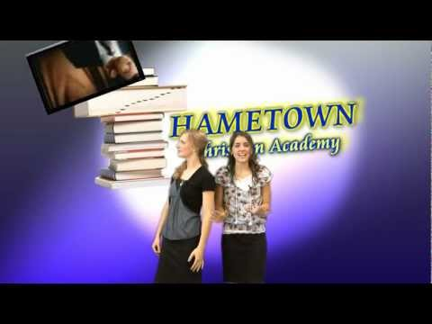 """""""Hametown Christian Academy Commercial"""" A RoosterCuts Production"""